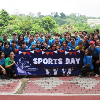 CHILTERN HOUSE SPORTS DAY
