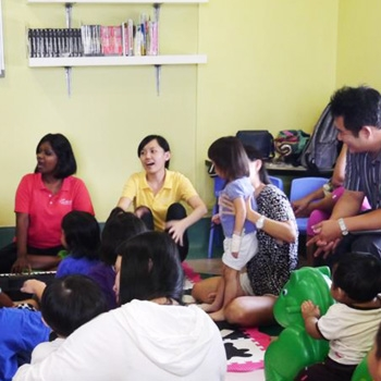 JULIA GABRIEL CENTRE STORYTELLING WITH PANTAI HOSPITAL