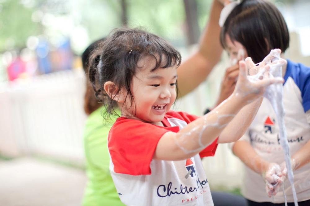 Chiltern House Preschool's Bilingual Preschool Curriculum
